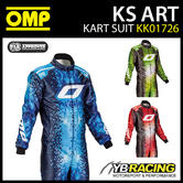 KK01726 OMP KS ART ADULT KART SUIT