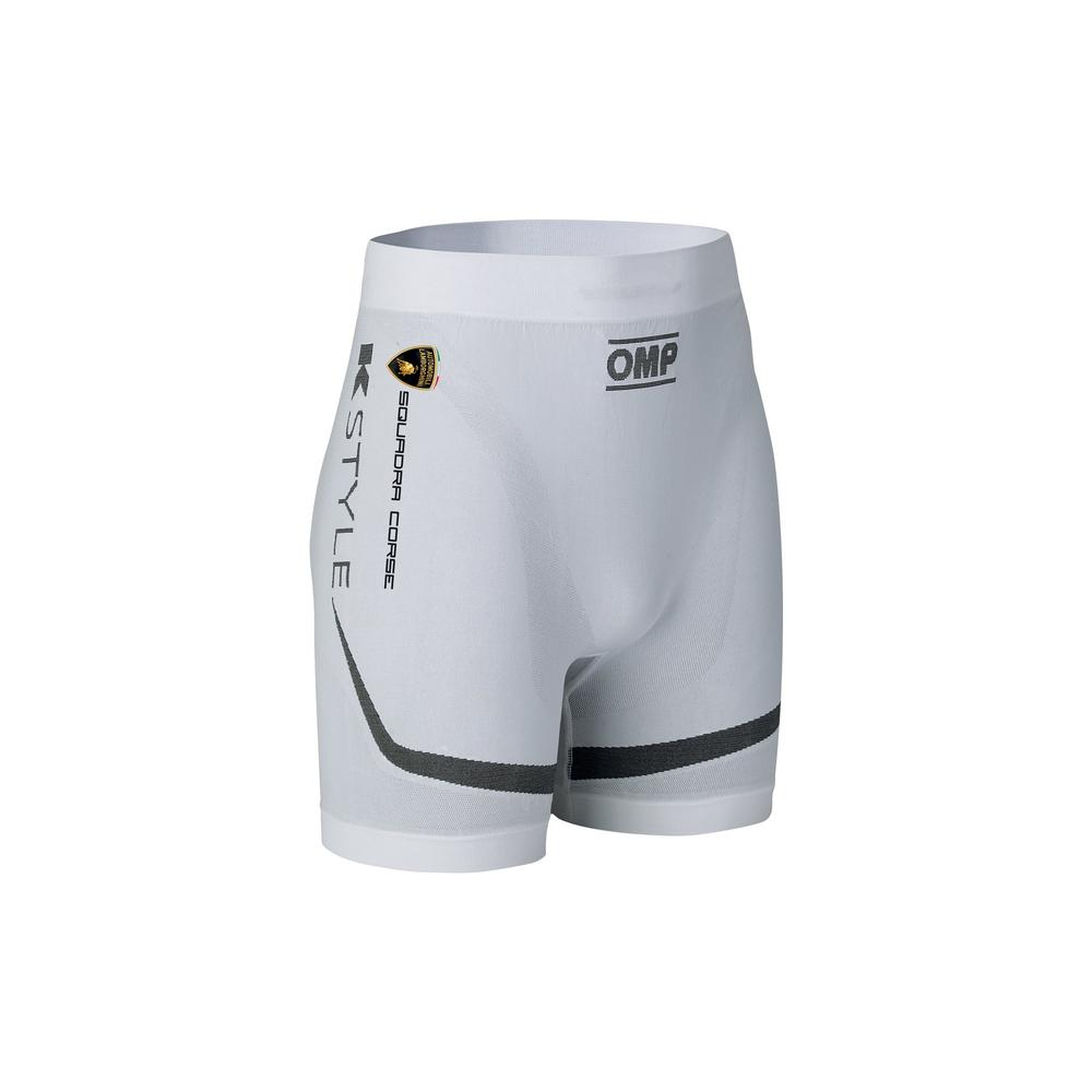 KK03017LAMB OMP KART KS SUMMER KARTING BOXER SHORTS LAMBORGHINI EDITION