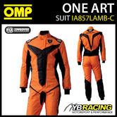 IA857 OMP ONE ART RACE SUIT RECORD LIMITED EDITION LAMBORGHINI DESIGN