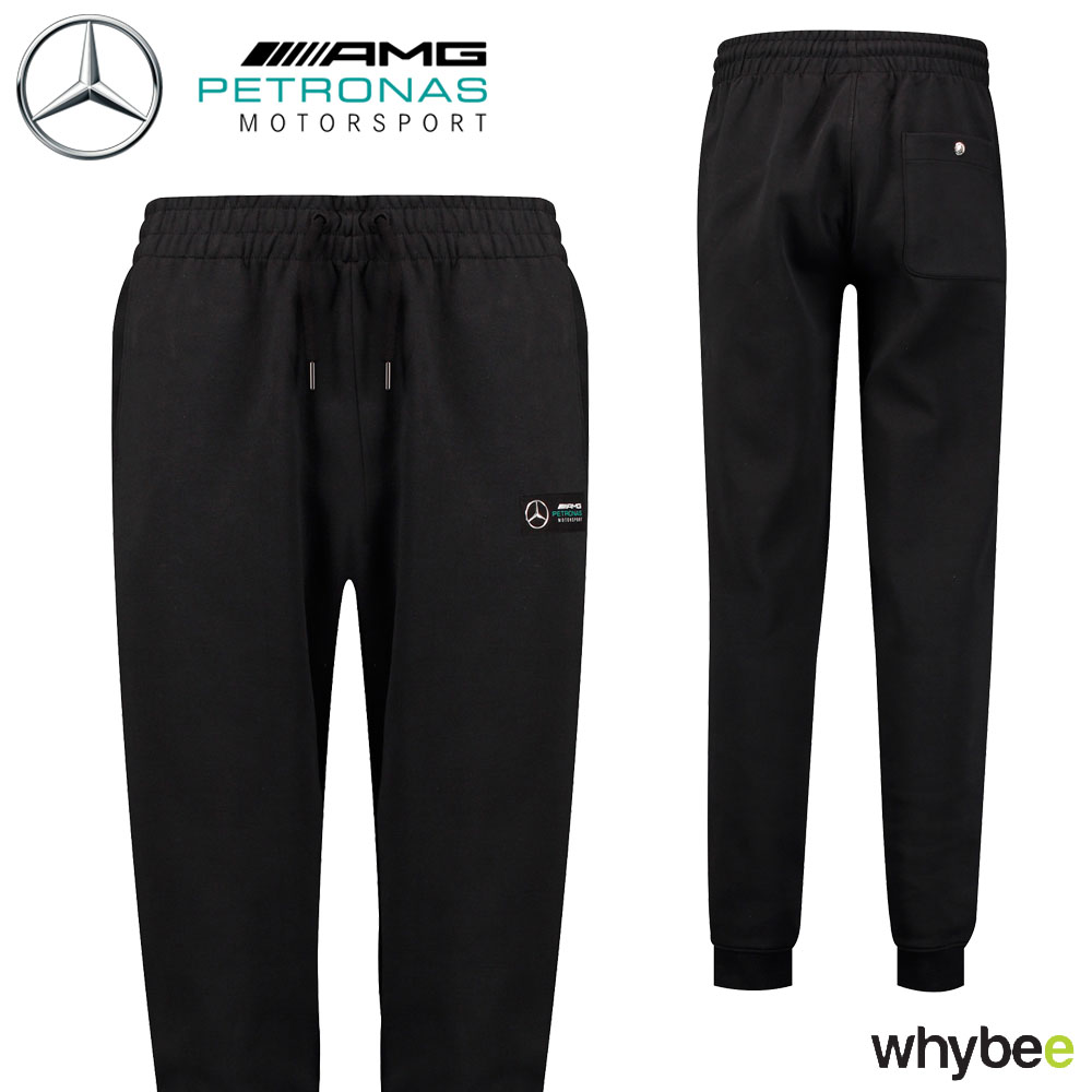magasiner pour le meilleur meilleure qualité pour original à chaud Details about 2018 Mercedes-AMG F1 Lewis Hamilton Mens Sweat Pants Joggers  Formula One Team