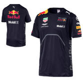 New! 2018 Red Bull Racing Formula One Mens Team T-Shirt Official Puma F1 Range