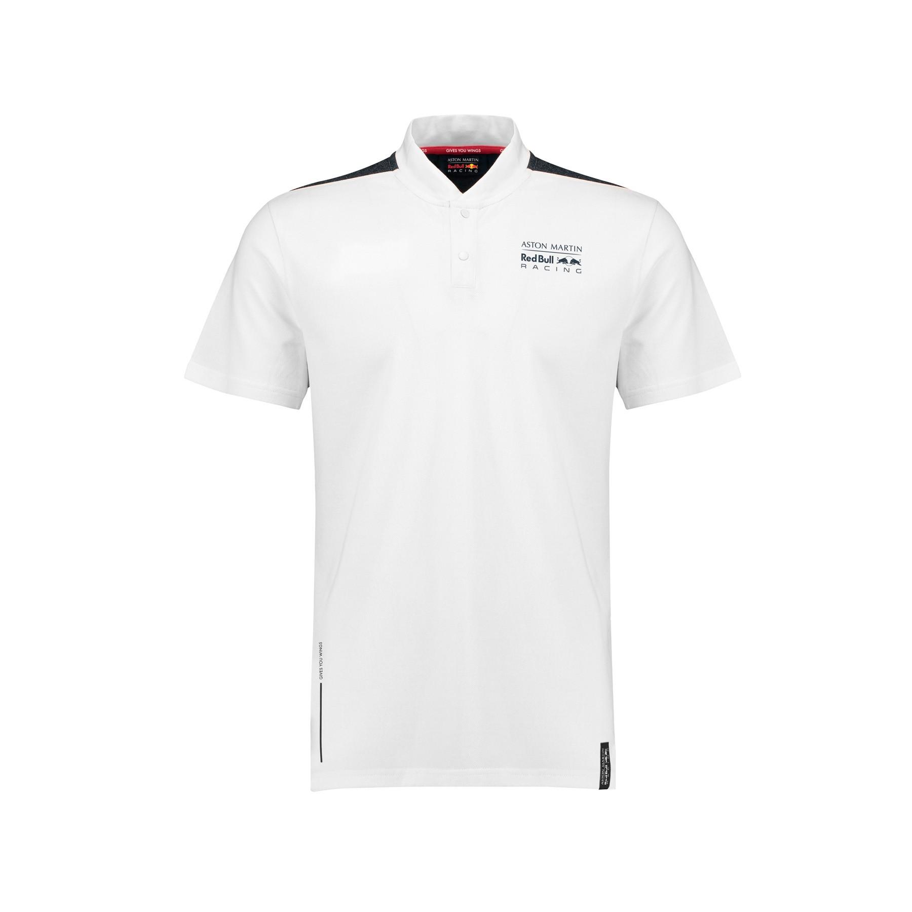 2018 aston martin red bull racing mens seasonal polo shirt formula