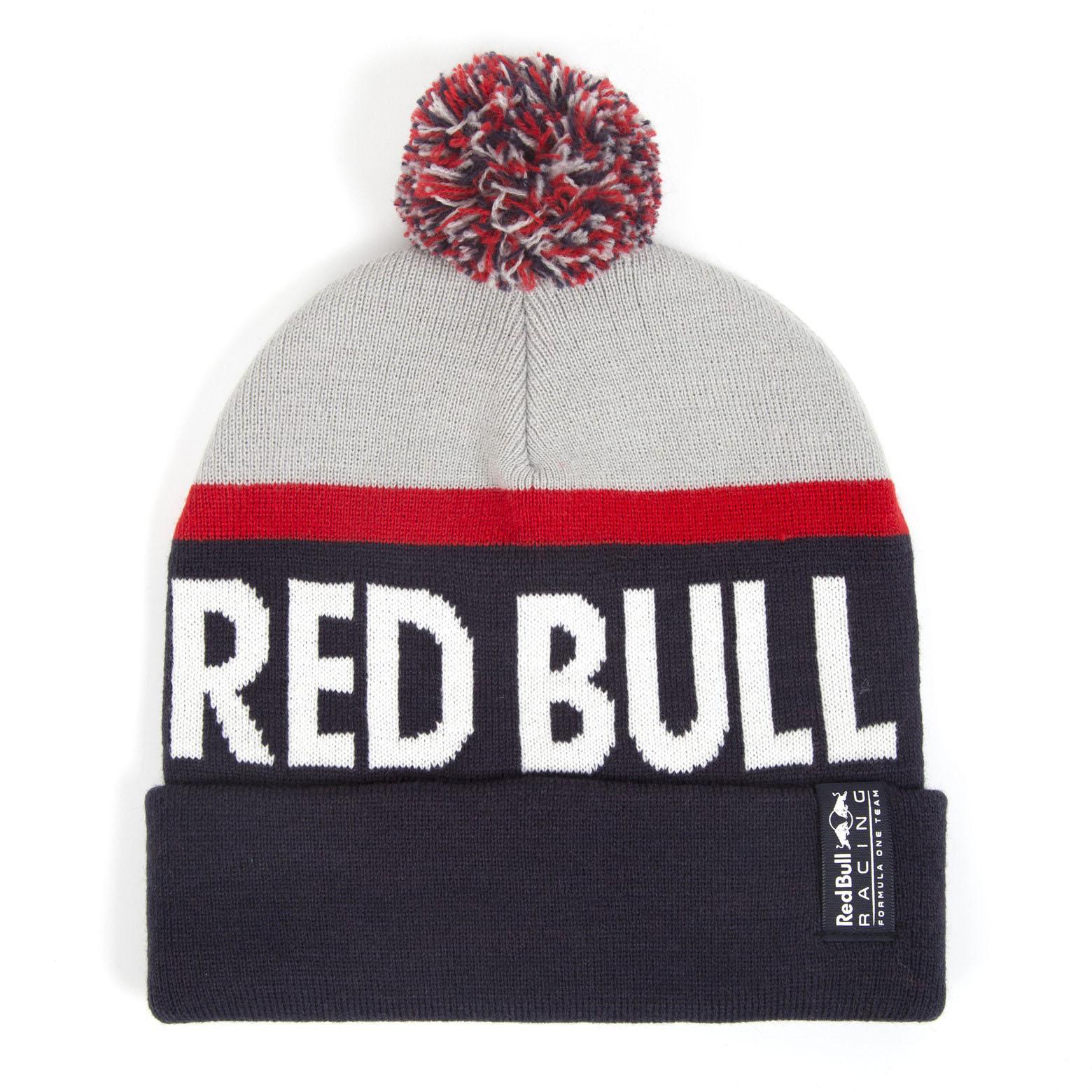 Sentinel 2018 Aston Martin Red Bull Racing F1 Team Beanie Knitted Winter Hat  Adult Size 543f8f00f42