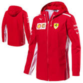 2018 Scuderia Ferrari F1 Formula One Mens Team Jacket Coat Genuine Puma