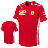 2018 Official Scuderia Ferrari F1 Formula One Mens Team T-Shirt Tee Genuine Puma