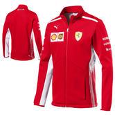2018 Scuderia Ferrari F1 Formula One Mens Team Softshell Fleece Jacket by Puma