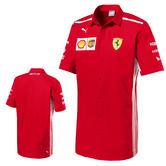 2018 Scuderia Ferrari F1 Formula One Mens Team Shirt Short Sleeve Genuine Puma
