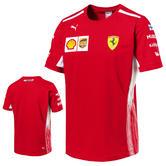 2018 Kimi Raikkonen F1 Driver T-Shirt Puma Scuderia Ferrari Formula One Team