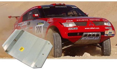 BA/414 OMP SUMPGUARD RENAULT CLIO MK2 SPORT 2.0 16v 98-