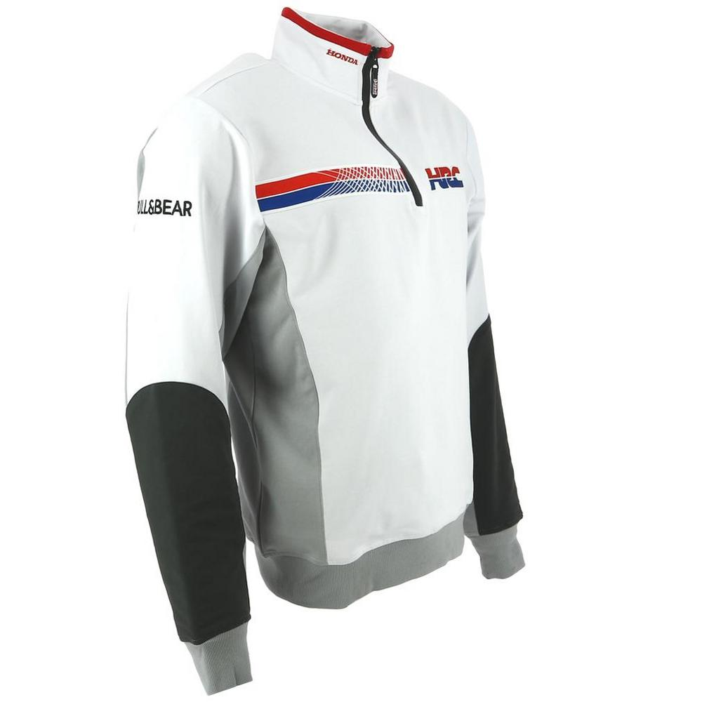 Honda Team Hrc 2018 Mens Sweatshirt Jumper Teamwear Motogp Mxgp Bike