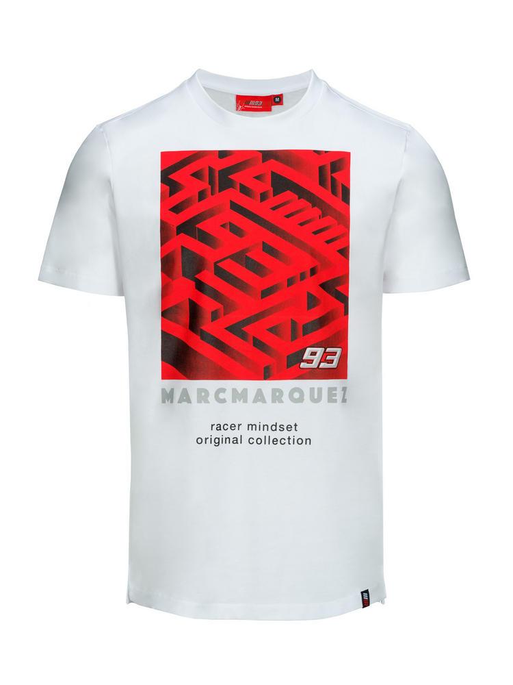 2018 Honda MotoGP Marc Marquez #93 Mens T-Shirt Tee - Official Merchandise