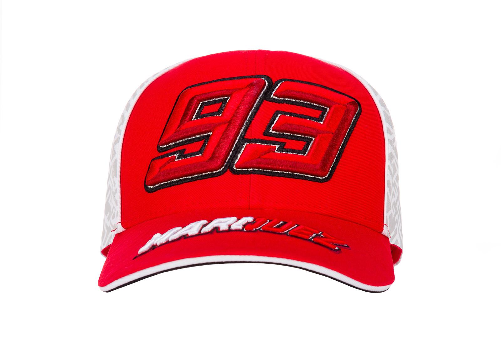 Sentinel 2018 Marc Marquez  93 MotoGP Adult Baseball Cap Red White Official  Merchandise 61f17b81a477