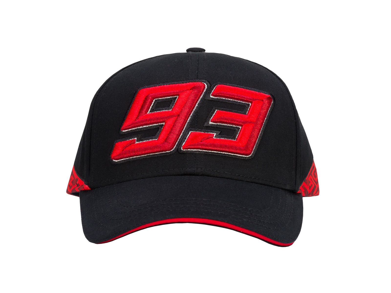 Sentinel 2018 Marc Marquez  93 Mens Baseball Cap Black Red Official Honda  MotoGP Team b011476d1ff