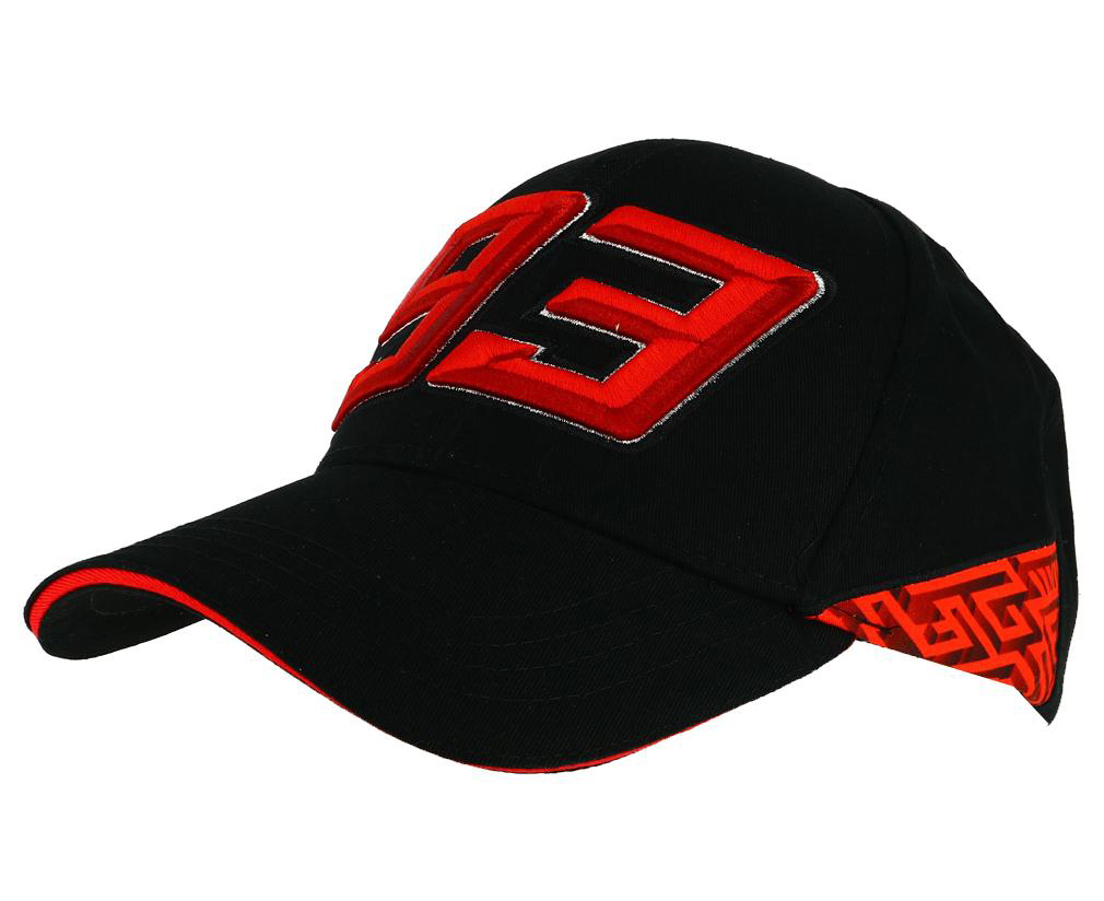 Sentinel 2018 Marc Marquez  93 Mens Baseball Cap Black Red Official Honda  MotoGP Team 33ebe55999b1