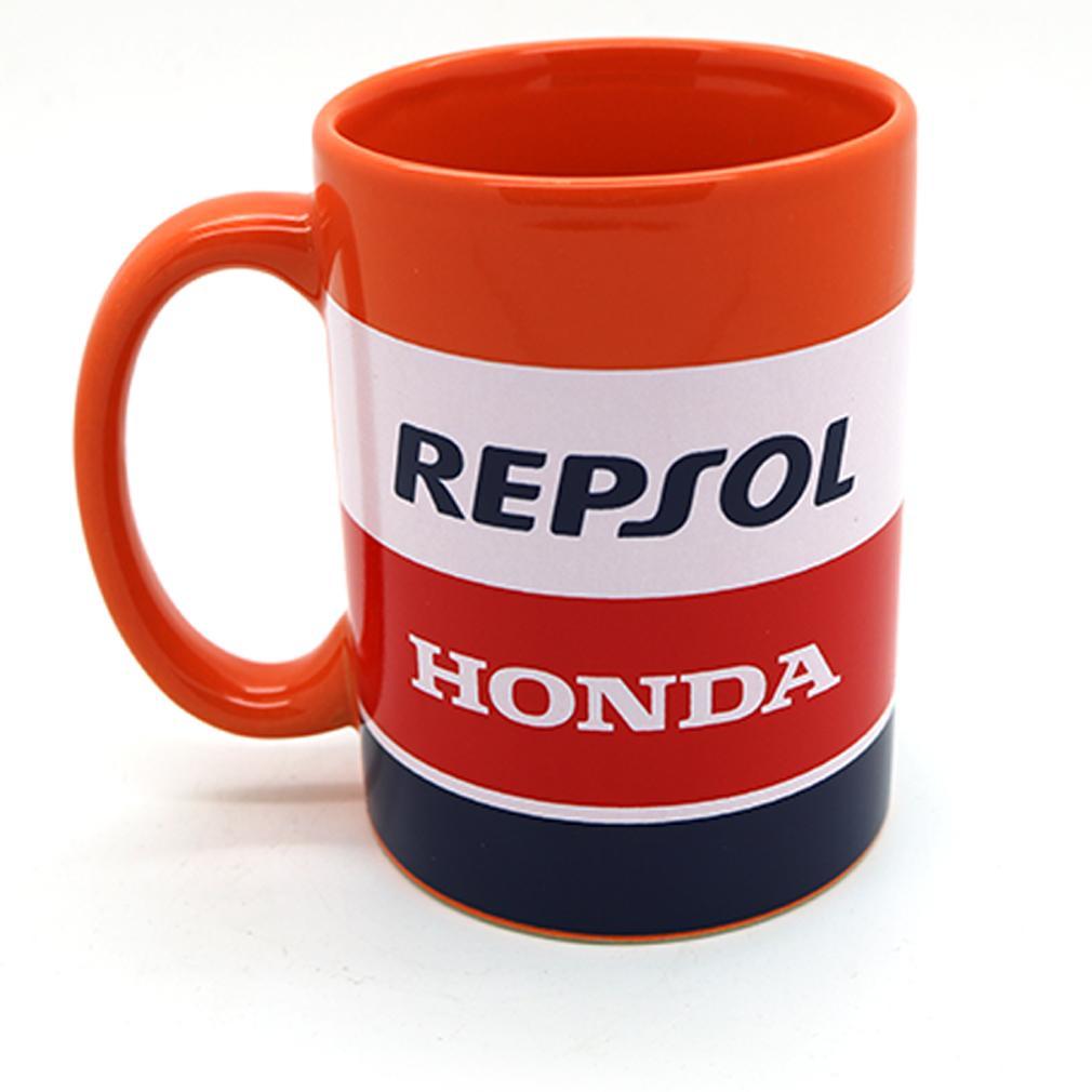 Repsol Honda Motogp 2018 Team Logo Coffee Mug Ceramic Official