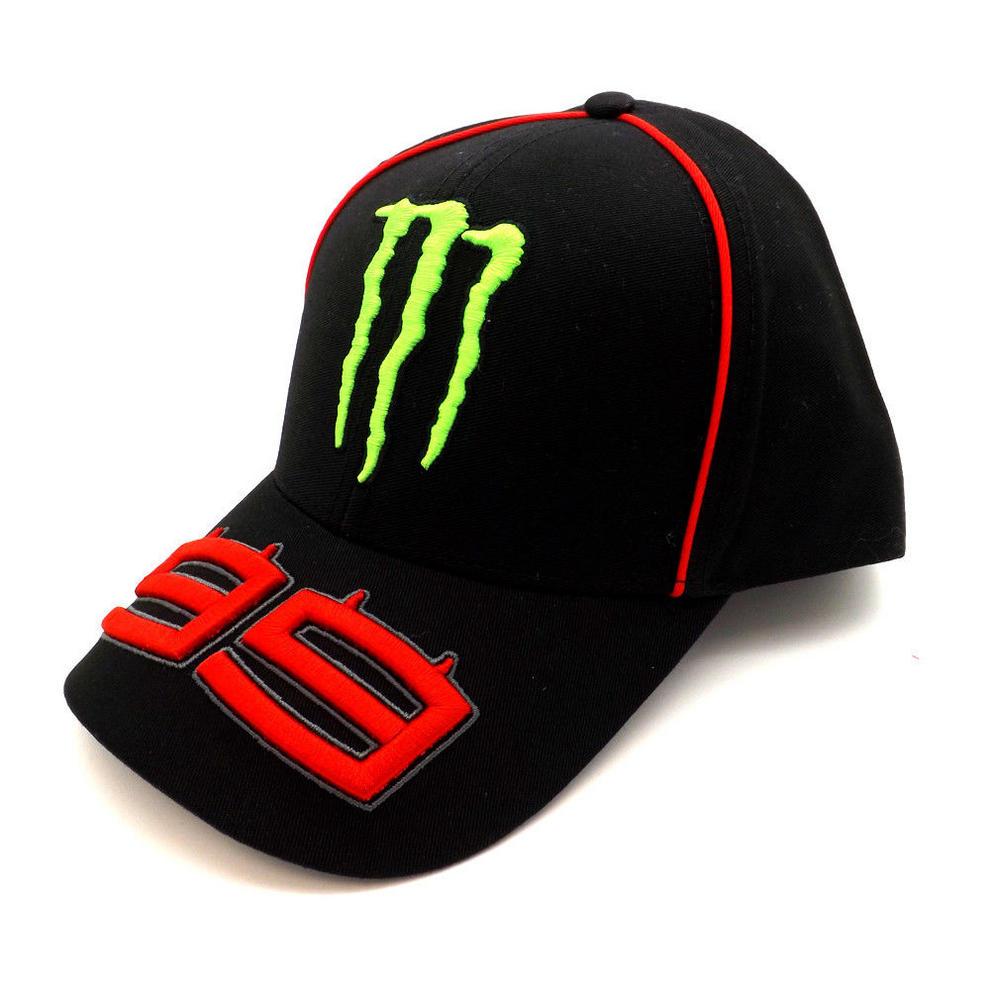 7cf42f56 2018 Jorge Lorenzo 99 Monster MotoGP Mens Black Baseball Cap Trucker Hat  Adult. Sentinel. Thumbnail 1. Sentinel. Thumbnail 2