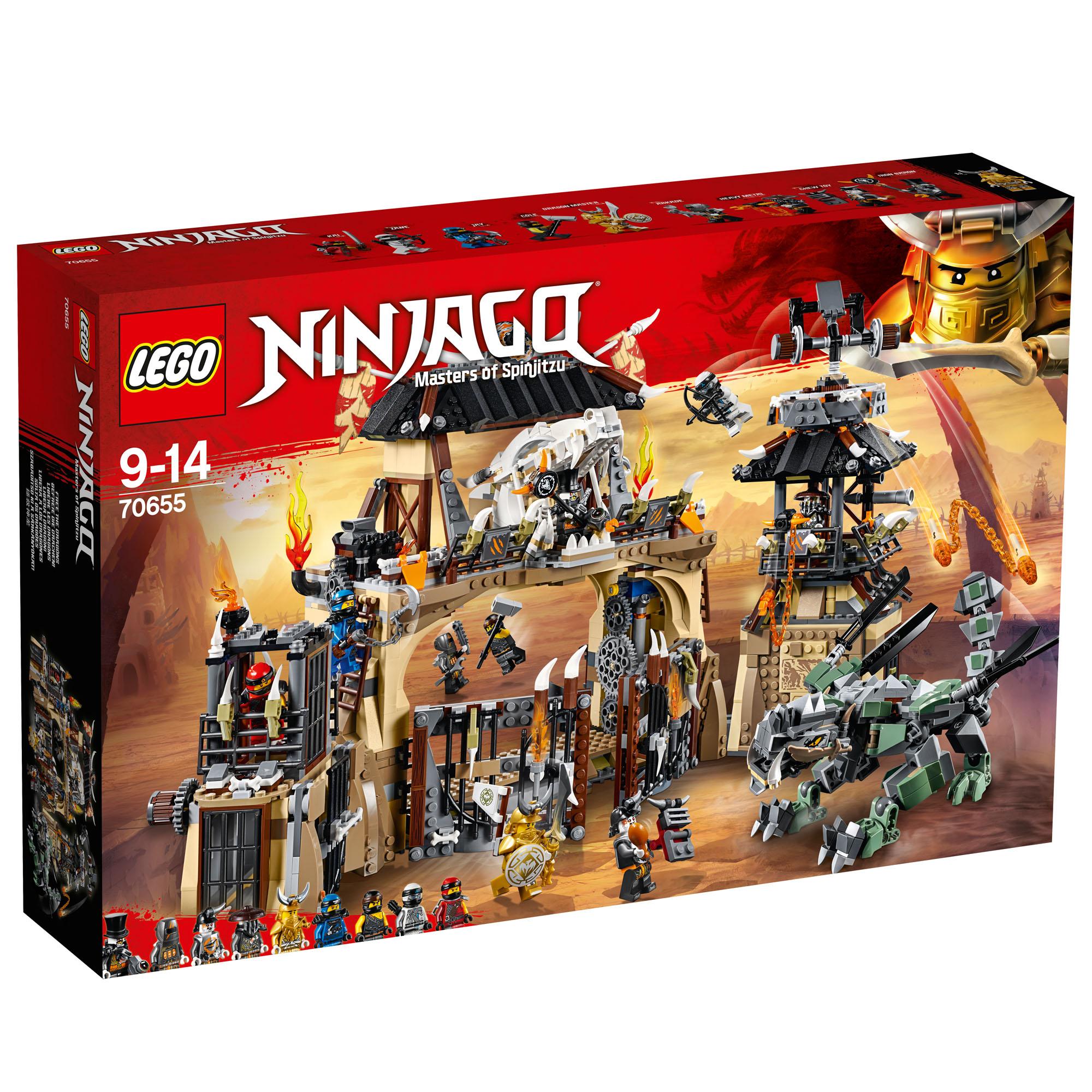 LEGO Ninjago DESTINY/'S WING 70650 NUOVI