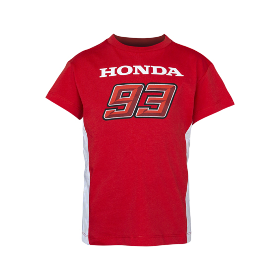 2018 Honda Team Marc Marquez 93 MotoGP Kids Childrens T-Shirt Tee Boys Ages 2-11