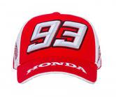 2018 Honda Team Marc Marquez 93 MotoGP Mens Baseball Cap Trucker Hat Official