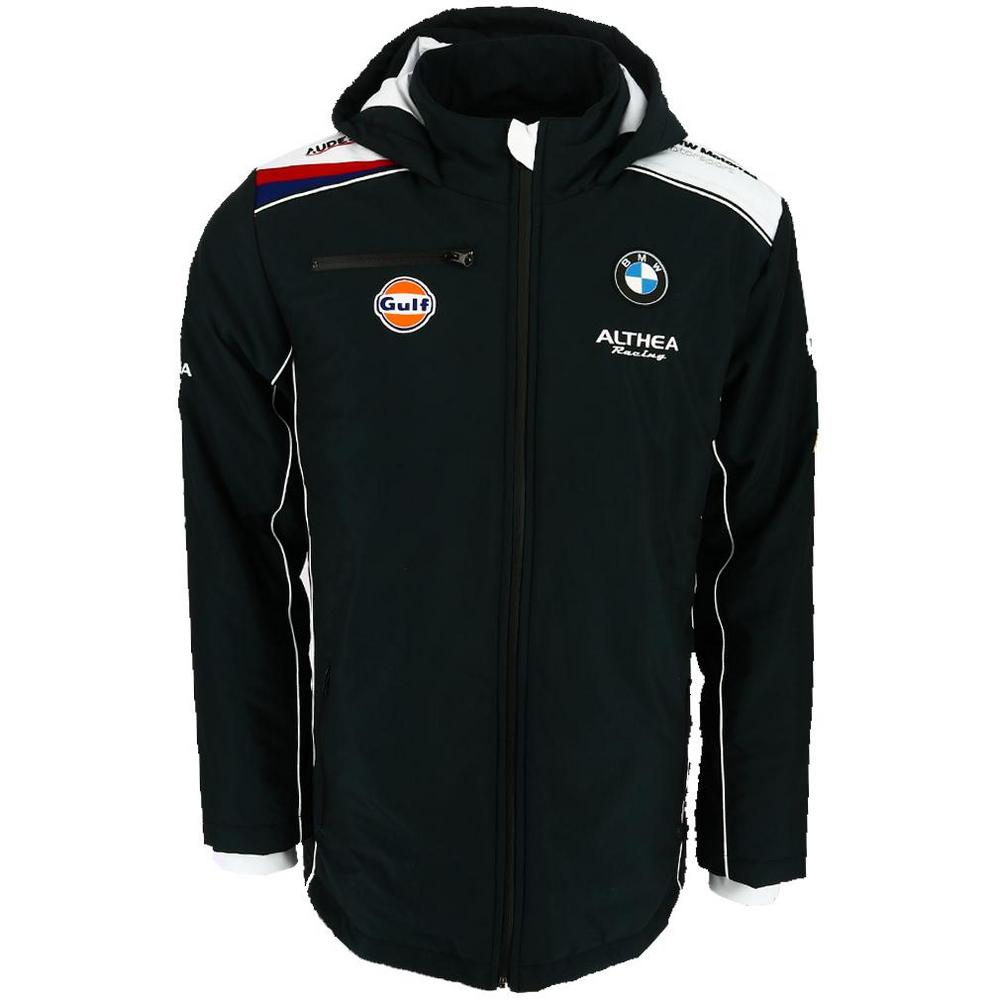 2018 Gulf Althea BMW Mens Jacket Coat S1000 RR Loris Baz #76 Superbike Size S-XL
