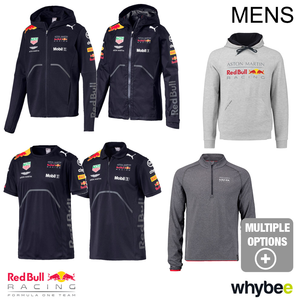 Details about Men's 2018 Aston Martin Red Bull Racing F1 Formula One  Official Puma Clothing