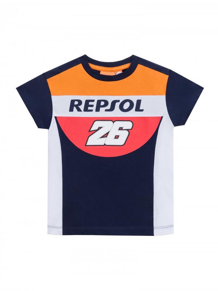 2018 Dani Pedrosa #26 Children's T-Shirt Kids Boys Junior Repsol Honda MotoGP