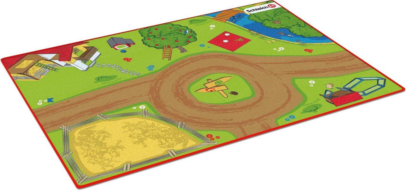 Schleich 42442 Farm Life Playmat Farm Life For Plastic Figure Carpet