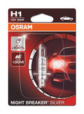 New! Osram H1 (448) Night Breaker SILVER Upgrade Headlight Fog Bulb 64150NBS-01B
