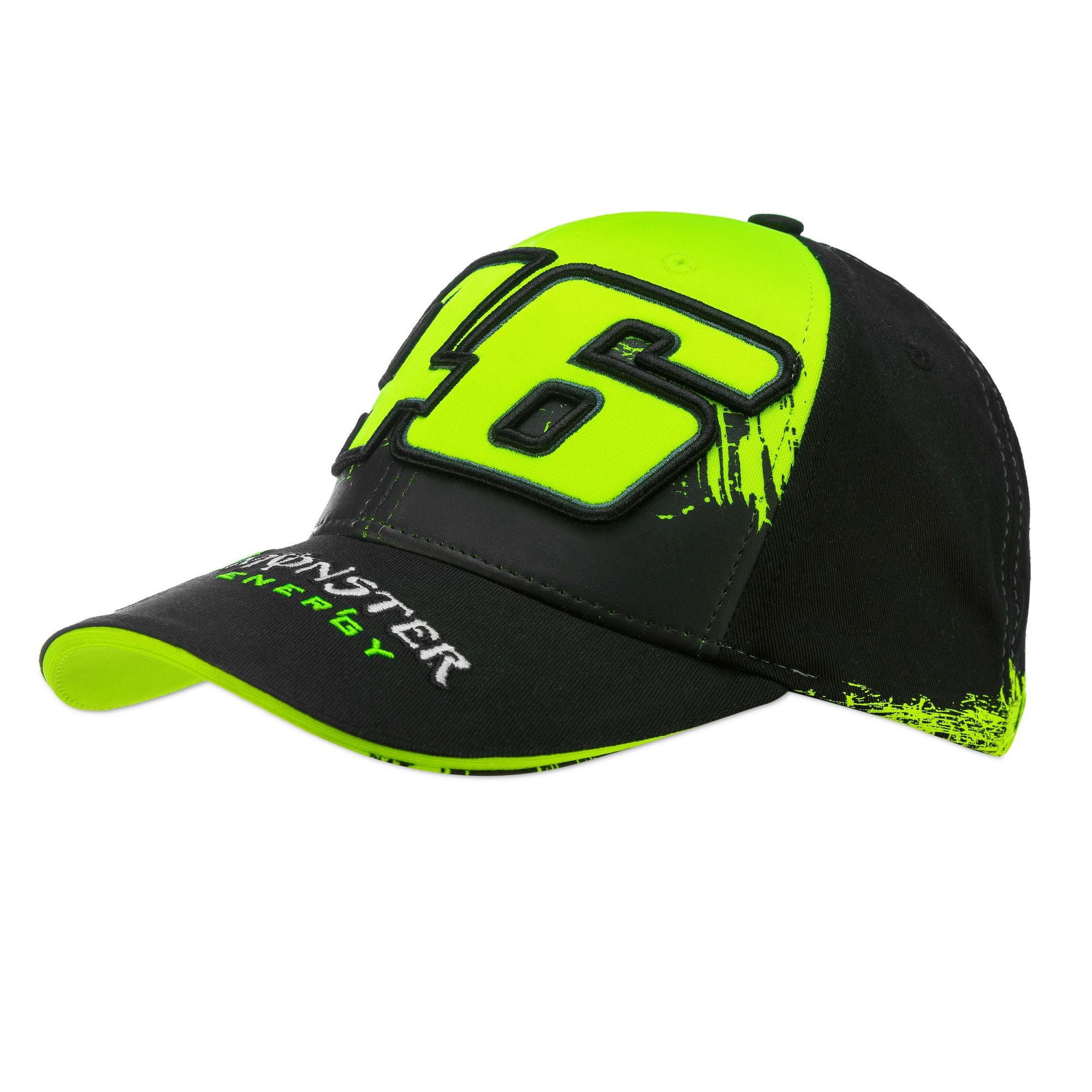 2018 valentino rossi vr46 46 baseball caps the doctor. Black Bedroom Furniture Sets. Home Design Ideas