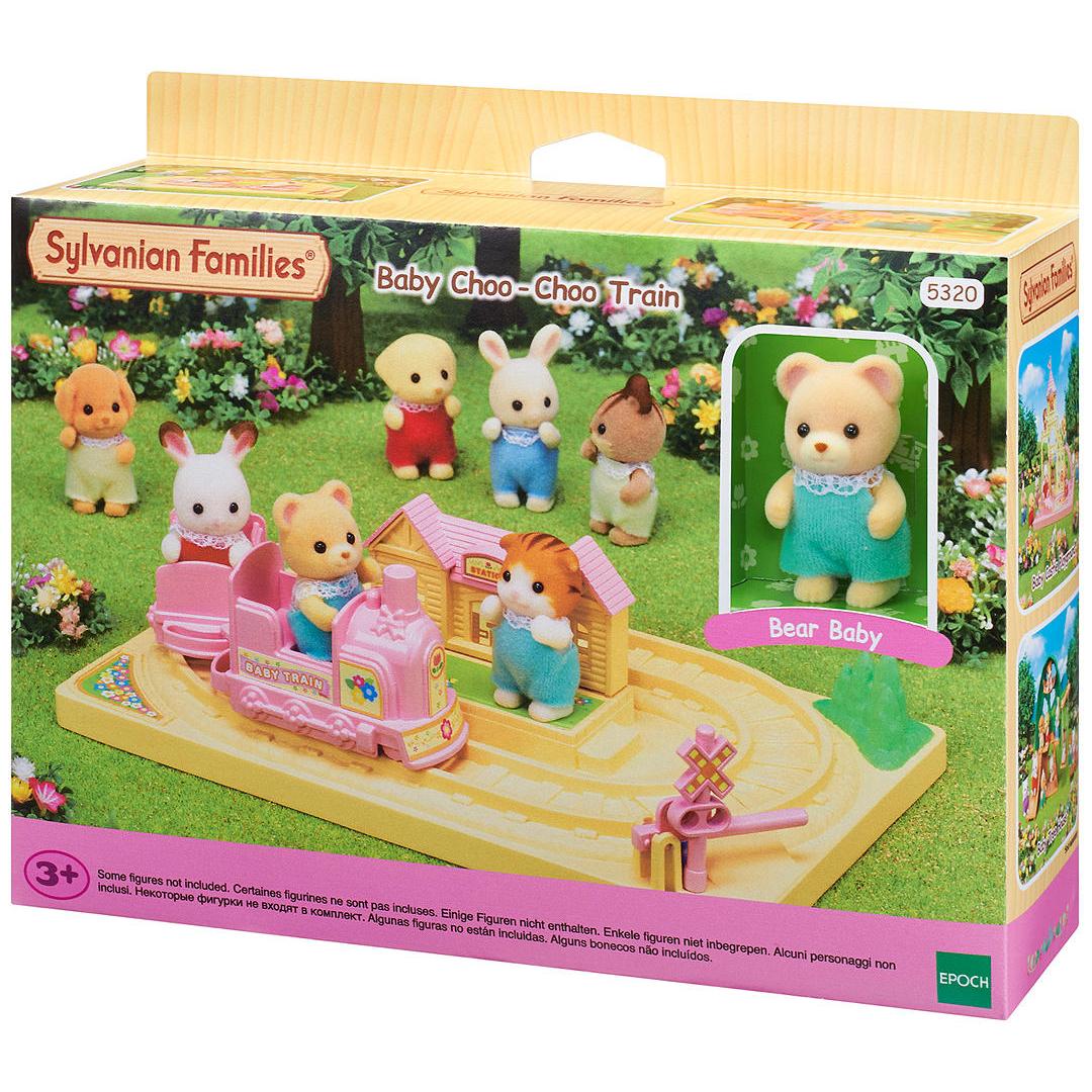 Sylvanian Families plus. treehouse /& Hérisson FAMILLE Pas de boîtes neuf