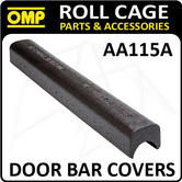 AA115A OMP ROLL CAGE PADDING TUBE COVER 490mm 40/50mm FIA 8857-2001 APPROVED