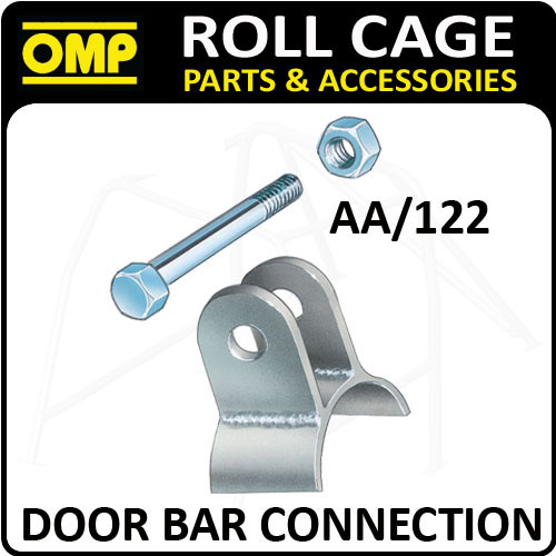 AA/122 OMP ROLL CAGE 40mm BAR CONNECTION PACK (x10) FIA APPROVED! RACE/RALLY