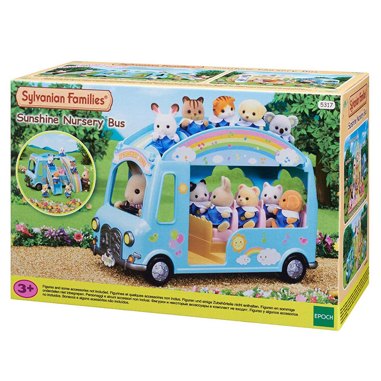 Sylvanian families véhicule voiture caravane gamme choisissez votre set set set brand new in box f6edd8