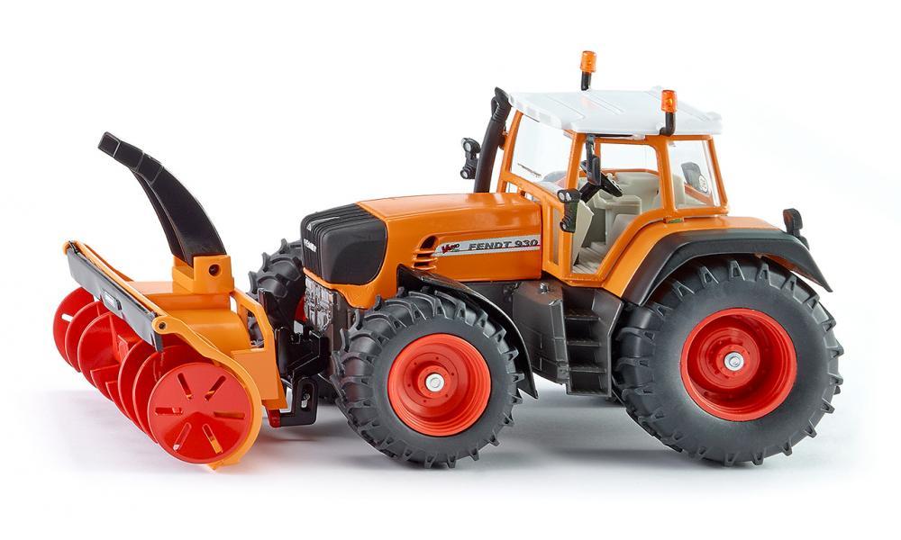 Details About 3660 Siku Fendt W Snow Blower Miniature Diecast Model Farming Toy Scale 1 32
