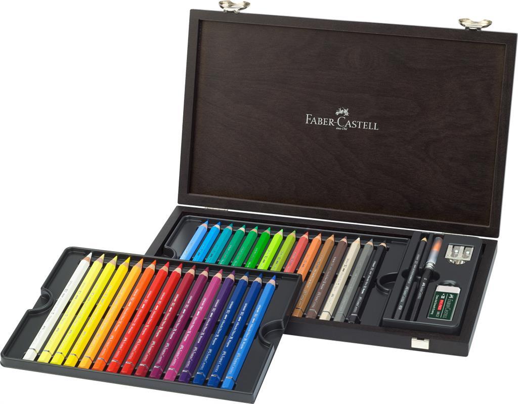 Faber-Castell Albrecht Dürer Magnus Watercolour Pencils Tin of 12