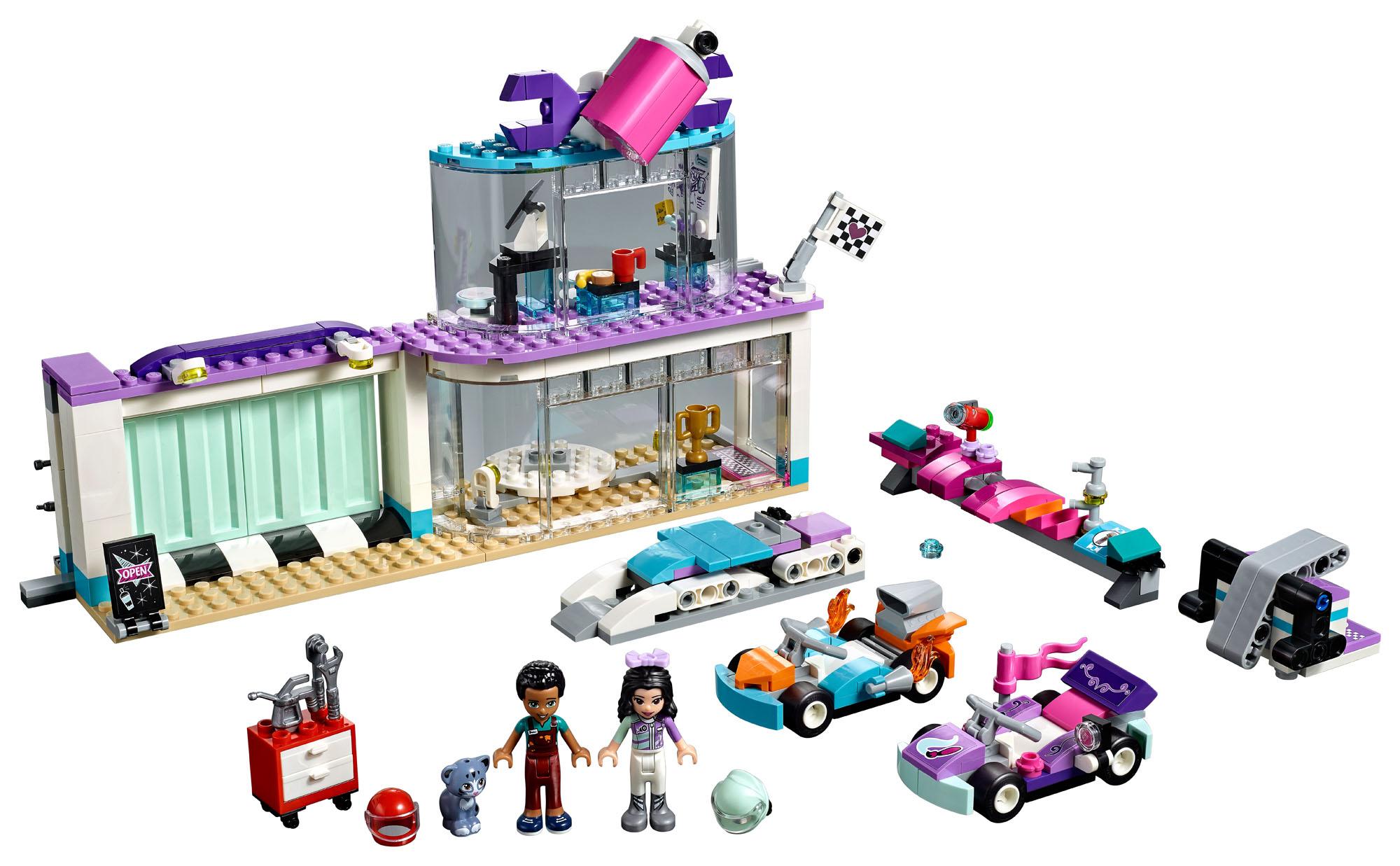 4x LEGO 3005 Mattoncino 1x1 Lavanda medio4651903