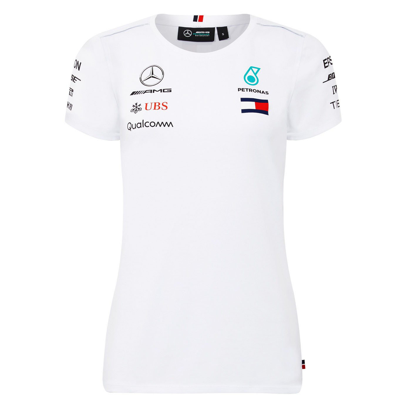 2018 lewis hamilton t shirt cap twin pack official mercedes f1 merchandise ebay. Black Bedroom Furniture Sets. Home Design Ideas