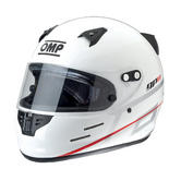 New! SC785EK OMP Karting GP8 K EVO Full Face Helmet GP 8 K EVO FIA Approved