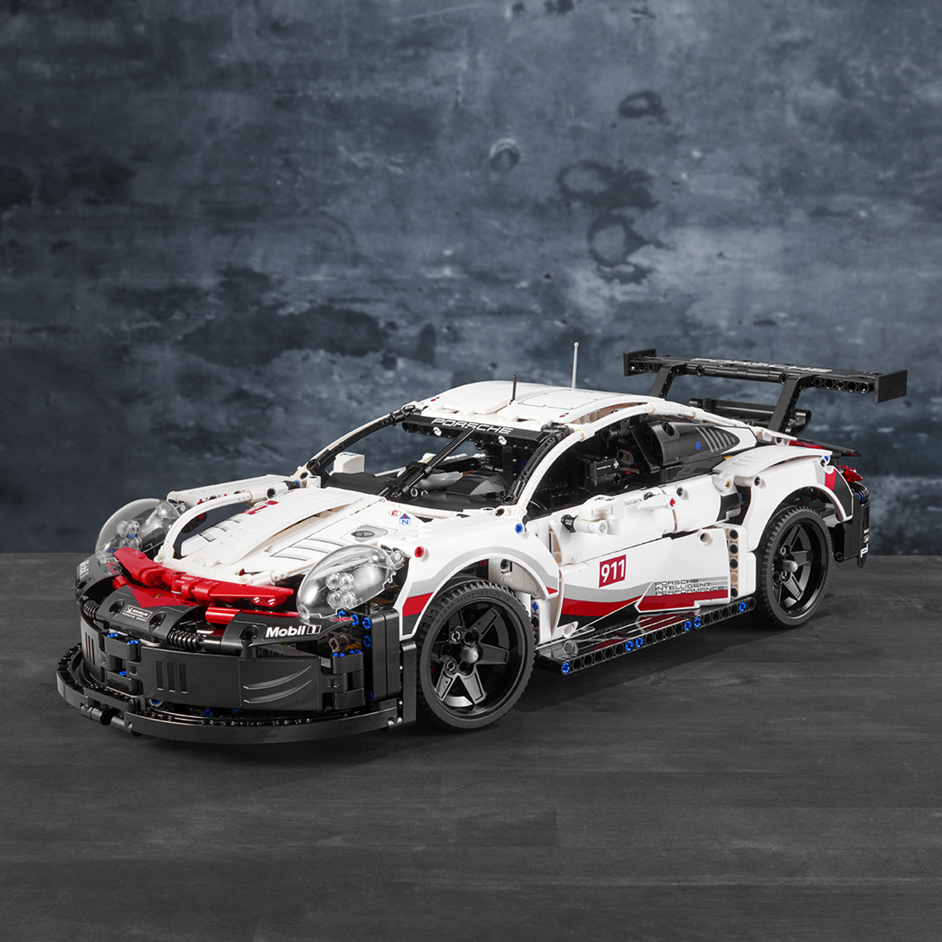 42096 lego technic porsche 911 rsr 1580 pieces age 10 new release for 2019 ebay. Black Bedroom Furniture Sets. Home Design Ideas