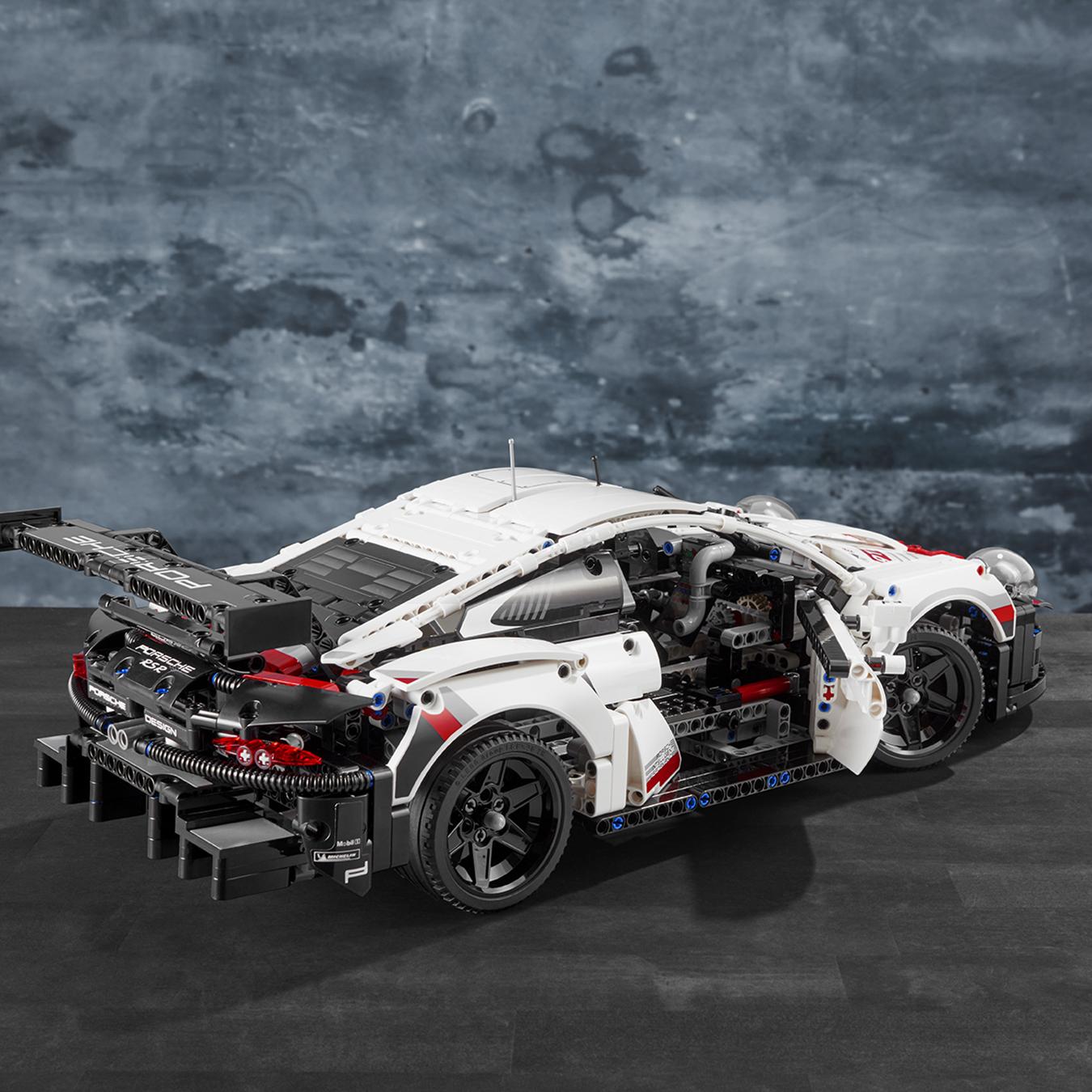42096 LEGO Technic Porsche 911 RSR 1580 Pieces Age 10+   eBay