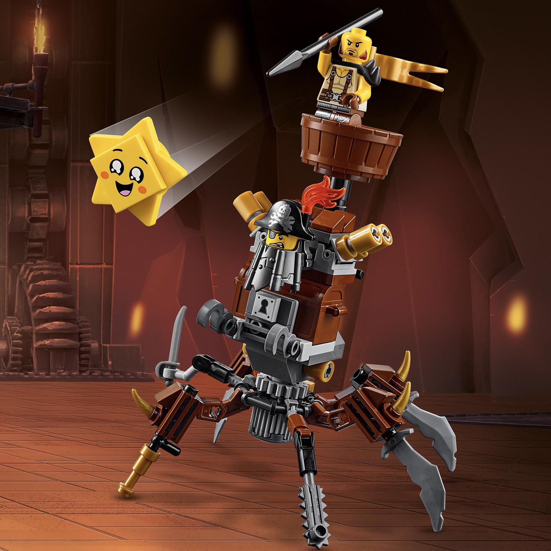 70836 LEGO The LEGO Movie Battle-Ready Batman and ...