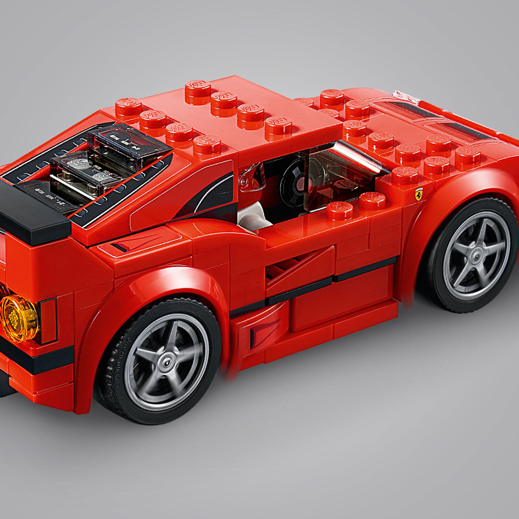 Ferrari F40: 75890 LEGO Speed Champions Ferrari F40 Competizione 198