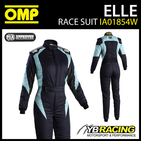 OMP ELLE WOMEN'S RACE SUIT