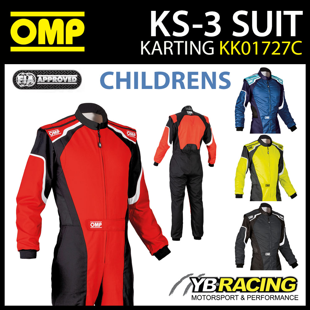 KK01727C KS-3 KART SUIT