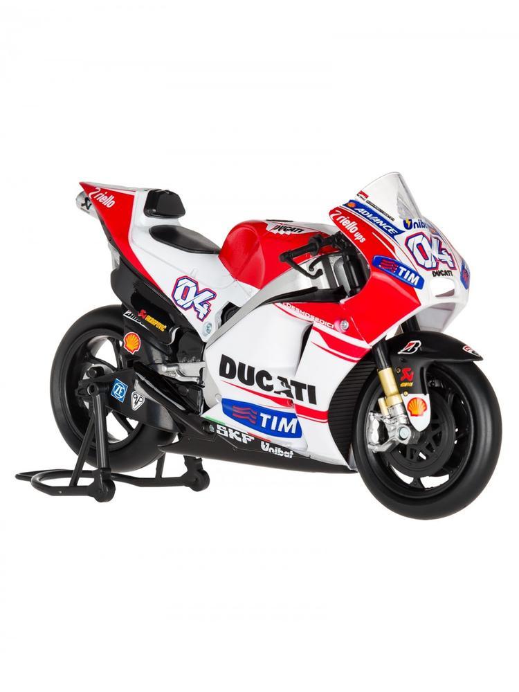 Ducati Corse Andrea Dovizioso Diecast Bike Scale 1:12 Official Desmo GP MotoGP