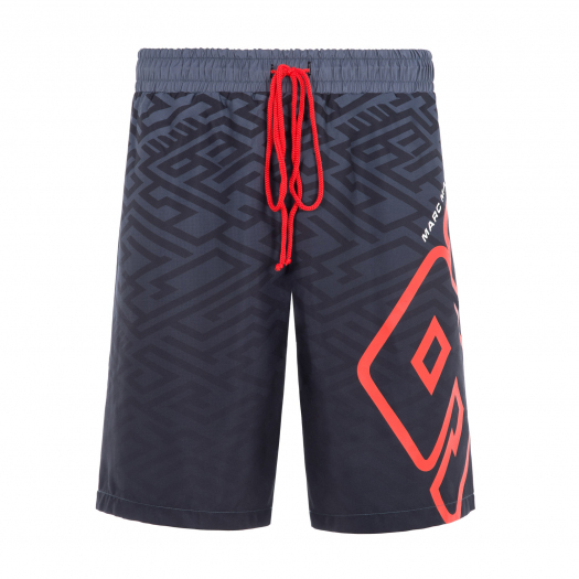 2019 Marc Marquez MotoGP Mens 93 Beach Swimming Shorts Grey Sizes S-XXXL