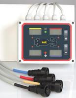 T200 OMP RACING TYRE WARMER BLANKET DIGITAL CONTROL BOX