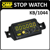 KB/1044 OMP RALLY IN CAR CHRONOMETER STOP CLOCK TIMER 6 DIGIT - DOWNLOAD VIA USB