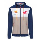 2019 REPSOL RACING MotoGP Mens Rain Jacket Waterproof Coat Blue Size S-XXL