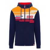 2019 Jorge Lorenzo #99 Official Mens Hoodie Sweatshirt Hoody REPSOL RACING